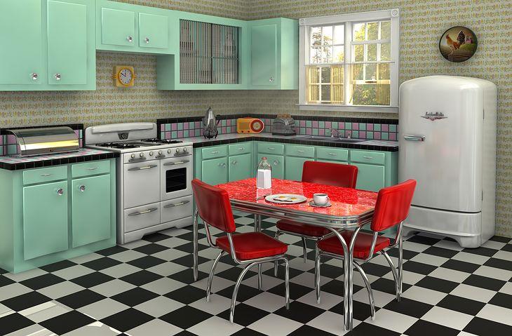 W sprzedaży nadal są sprzęty AGD, które pozwolą wam urządzić kuchnię w stylu retro