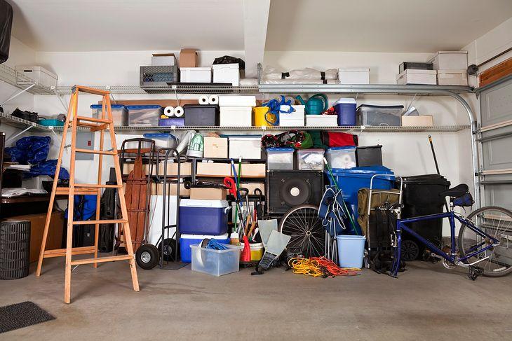 W piwnicy zwykle trzymamy mnóstwo rzeczy, dlatego tak ważny jest porządek w tym miejscu