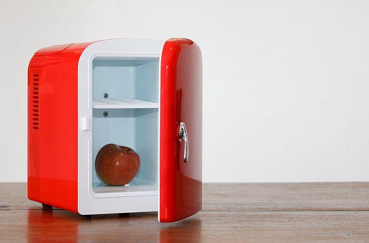 W dobie ogromnych lodówek side by side nadal można kupić niewielkie urządzenie do małej kuchni