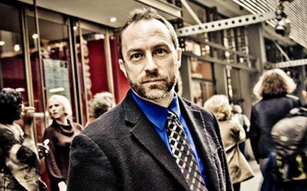 Jimmy Wales, założyciel Wikipedii (Fot. Flickr/manuelaoprea/Lic. CC by)