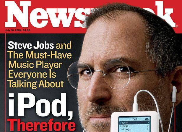 """Okładka """"Newsweeka"""" w 2004 roku"""