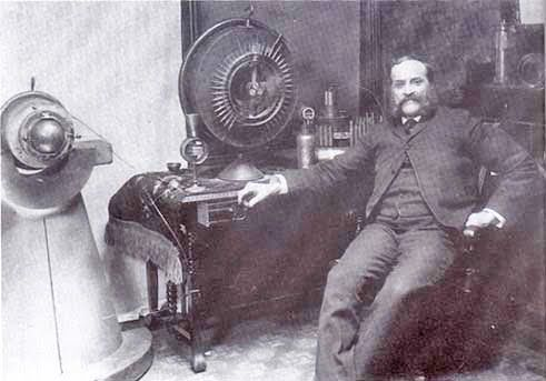 John Ernst Worrell Keely (Fot. keelynet.com)