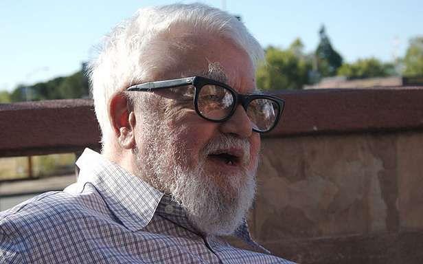 John McCarthy w 2006 roku (Fot. Flickr/null0/Lic. CC by)
