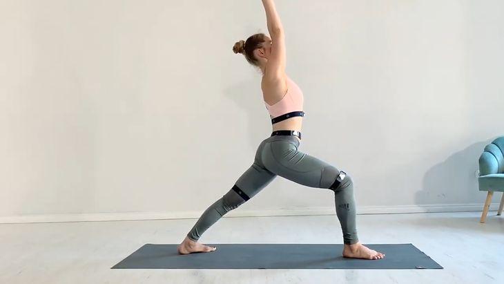 Czujnik pozwalający na poprawne praktykowanie jogi