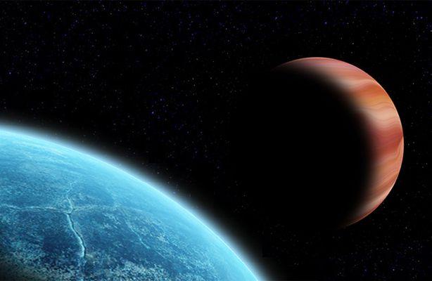 Dwa kolejne księżyce Jowisza (fot.: sxc.hu)