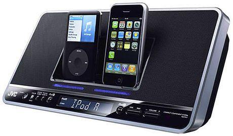 JVC NX-PN7 - stacja dokująca na dwa iPody