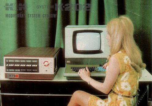 Zdjęcie z ulotki reklamowej K-202