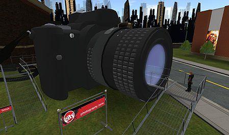 Gigantyczna kamera