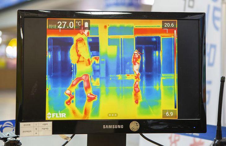 Kamery termowizyjne trafią do sklepów