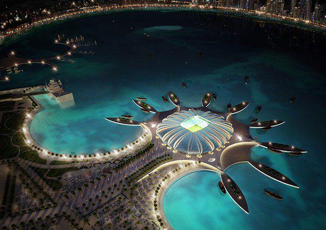 (fot. Qatar 2022 Bid Committee)