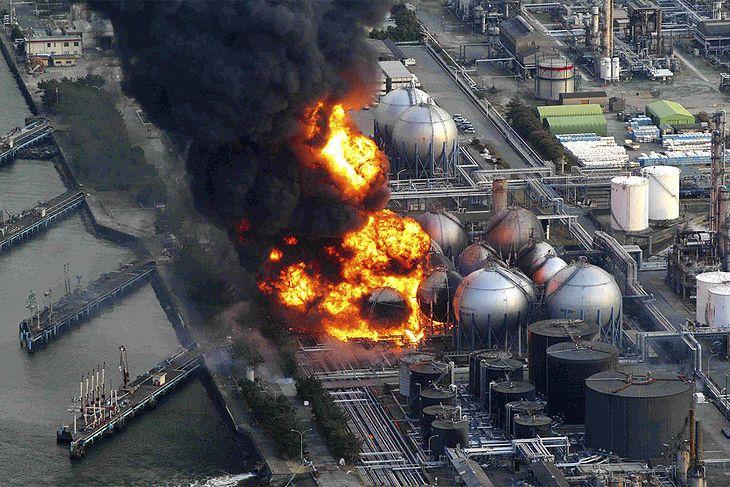 Czarnobyl i Fukushima to najbardziej znane, ale niejedyne katstrofy ze skażeniem promieniotwórczym