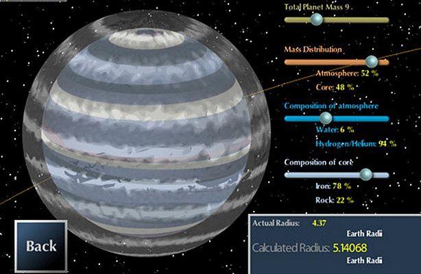 Aplikacja Kepler Explorer (fot.: App Store/Kepler Explorer)