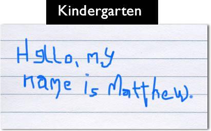 Cześć, mam na imię Matthew