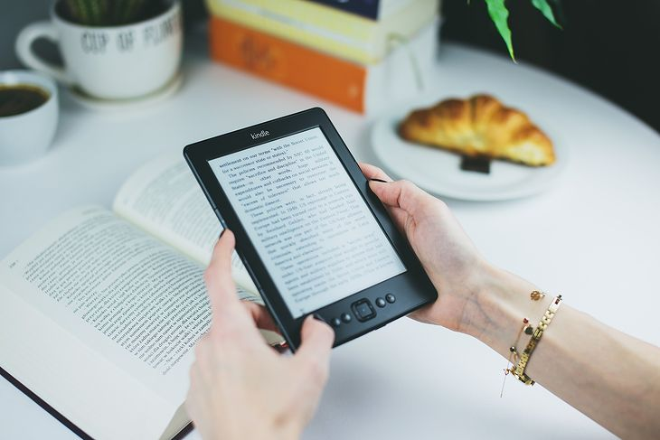 Książki mają się dobrze, ale znajdzie się dla nich alternatywa