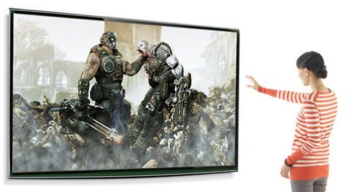 Kinect Gears Of War