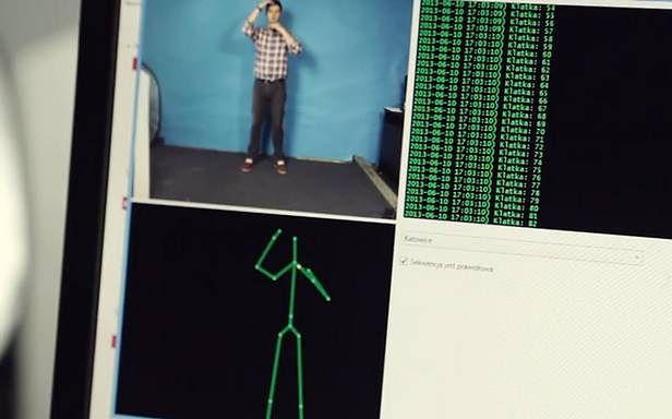 KinecTranslator to polski pomysł, by wykorzystać Kinecta w roli tłumacza języka migowego
