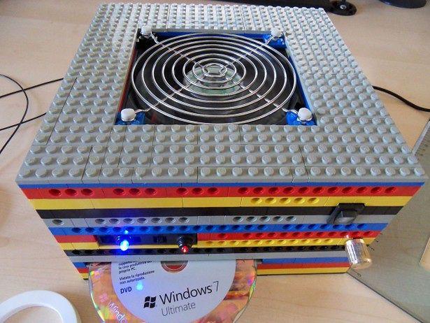 Komputer LEGO 01