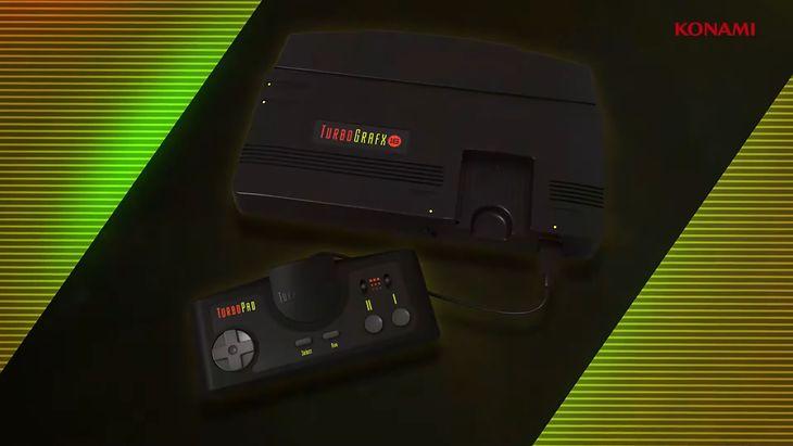 Retrokonsole Konami opóźnione przez koronawirusa