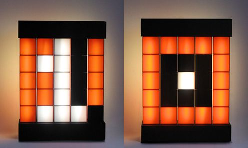 Zaprojektuj Własną Lampę Z Obrotowych Paneli Gadżetomaniapl