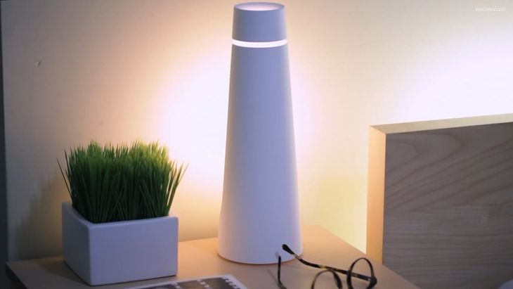 Lampa od Gantri.