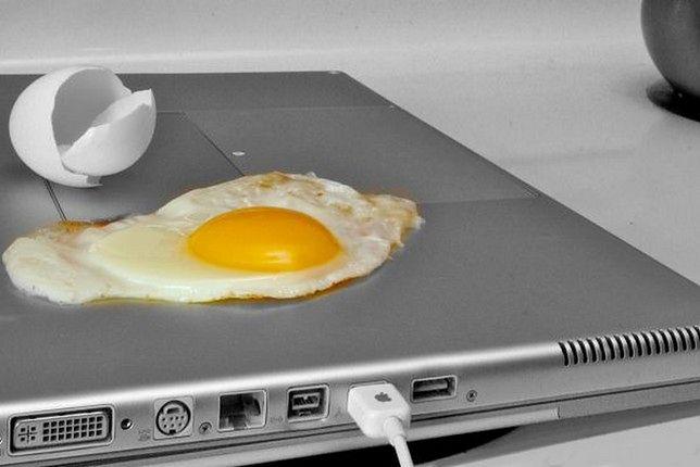 Laptop przyczyną bezpłodności?