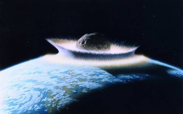 Uderzenie asteroidy jest tylko kwestią czasu