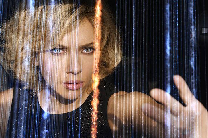 "Scarlett Johansson w filmie ""Lucy"""