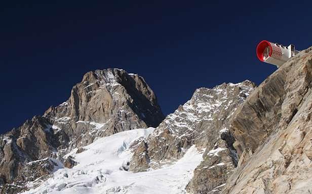 Living Ecological Alpine Pod (Fot. LEAPFactory.it)
