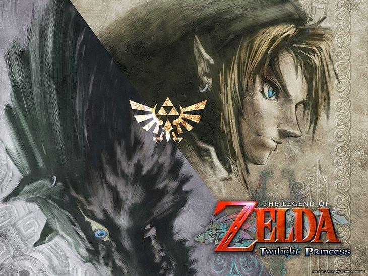 Link jest często mylony z Zeldą przez osoby nie w temacie. Źródło: nintendo.com