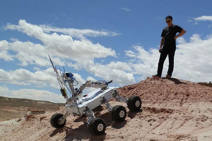 Łazik Legendary Rover