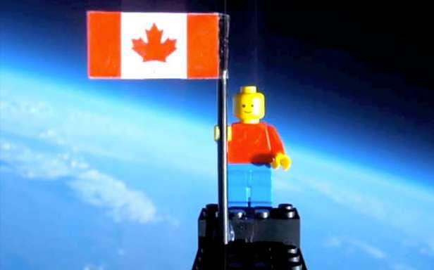 Takie tam... prawie z Kosmosu (Fot. Facbook.com)