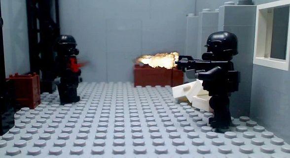 LEGO Call Of Duty