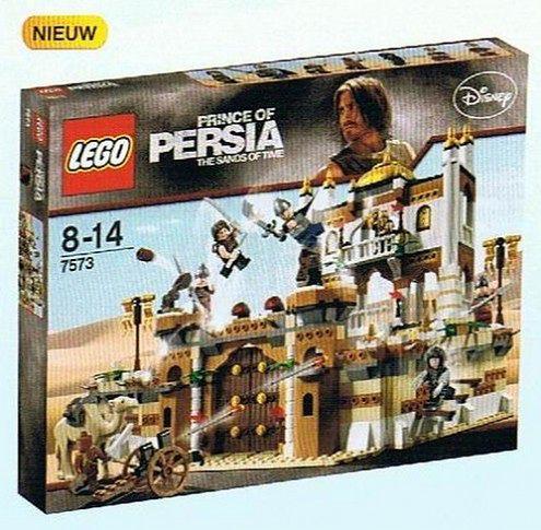LEGO Prince of Persia 01