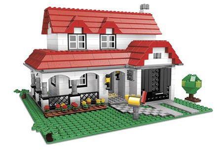 James May Zbuduje Pełnowymiarowy Dwupiętrowy Dom Z Klocków Lego