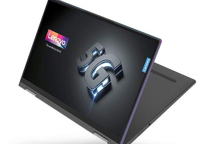 Lenovo Project Limitless - laptop z 5G