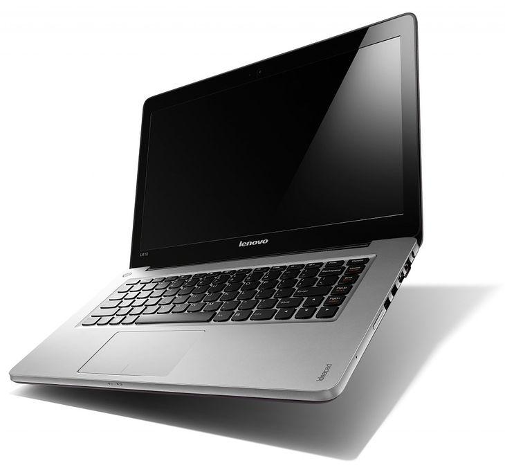 Lenovo IdeaPad U410 - niebawem także z Intel Core i3 trzeciej generacji