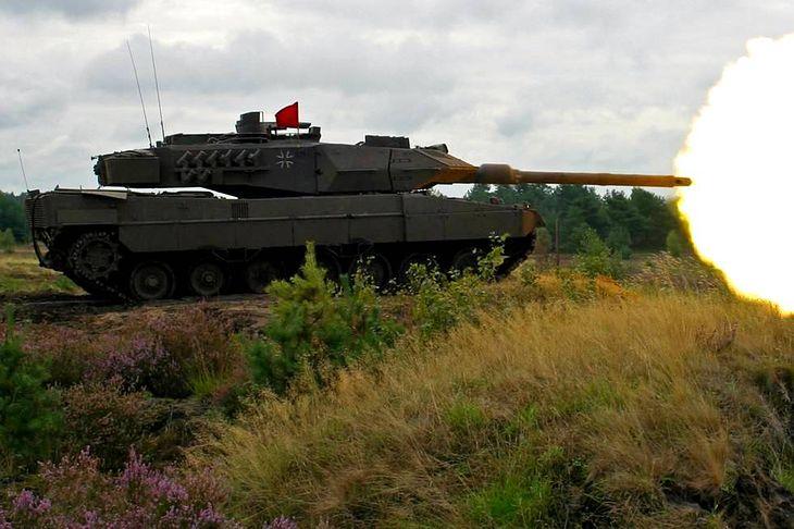 Niemiecki Leopard 2