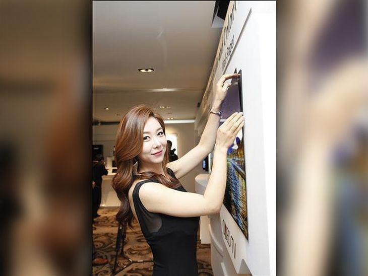 LG wallpaper OLED
