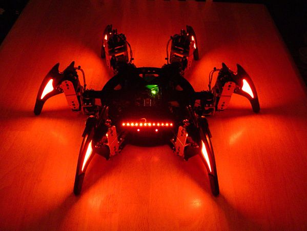 Lynxmotion-CH3-R-Hexapod-Robot
