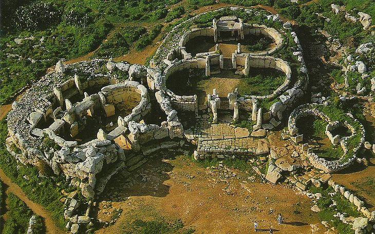 Megalityczna świątynia na Malcie