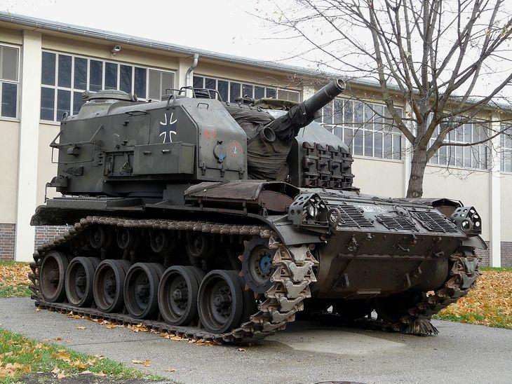 Samobieżna haubica M52 SPH