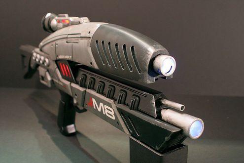 M8 Avenger Assault Rifle