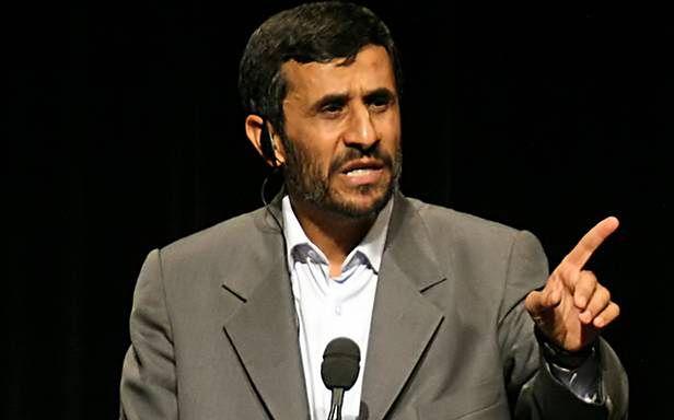 Prezydent Iranu Mahmud Ahmadineżad (Fot. Wikimedia Commons)