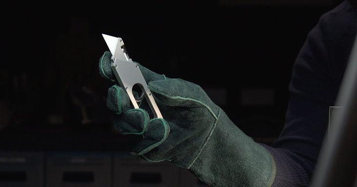 Maker Knife – mały nóż EDC z wysuwanym ostrzem