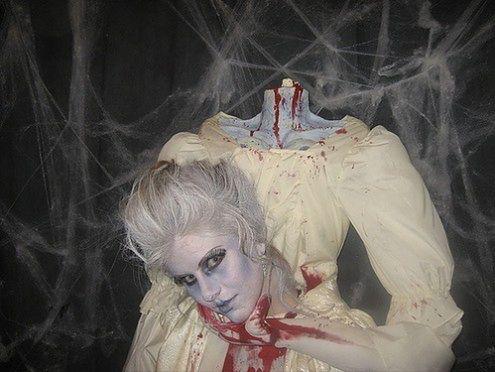 Najdziwniejsze halloweenowe przebrania