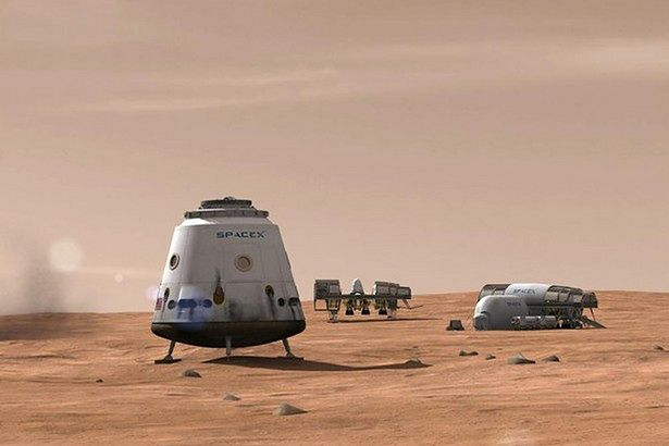 Elon Musk zapowiada stworzenie na Marsie 80-tysięcznej kolonii