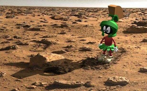 Ziemianie nie przeżyliby długo na Marsie
