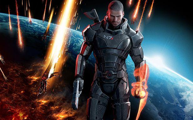 Mass Effect na stos?