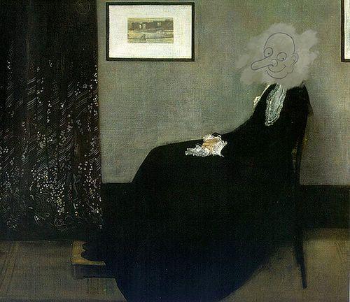 Matka Whistlera z Jasia Fasoli - fot. dhjiz via flickr.com