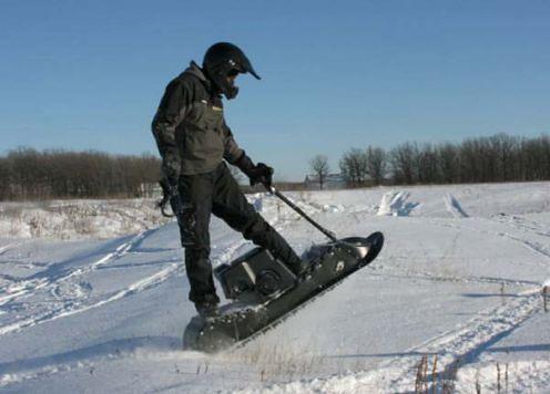 Mattracks Pojazd Dla Wielbicieli śnieżnego Szaleństwa